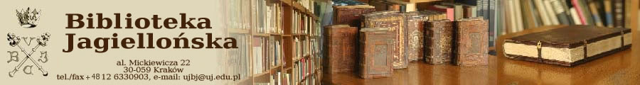 The Jagiellonian Library               - the main library of the Jagiellonian University