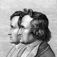 bracia Jakub i Wilhelm Grimm